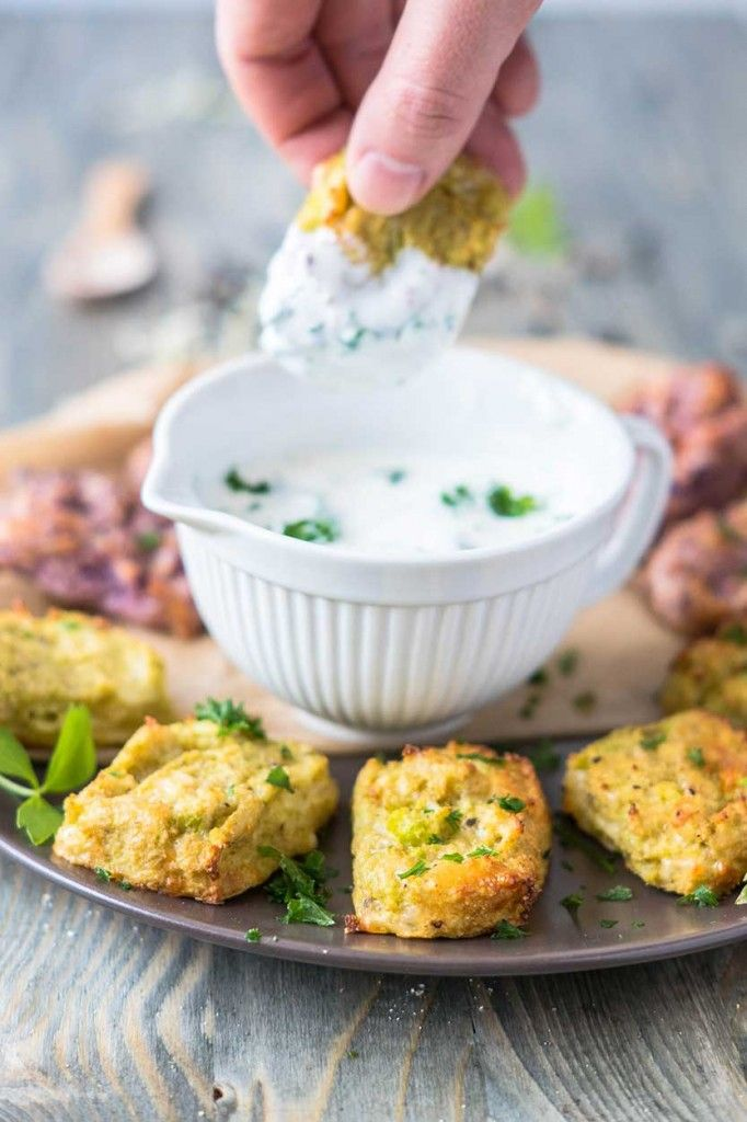Cauliflower cheese fingerfood <3