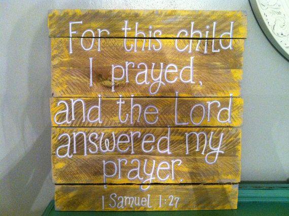 Pallet Art  Bible Verse Series by HollysHobbiesTN on Etsy