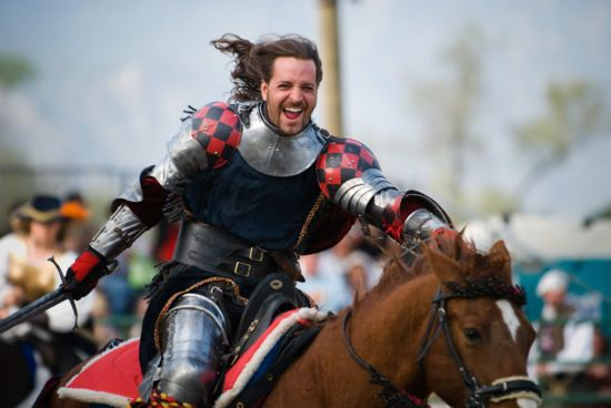 August summons the NY Renaissance Faire located in Sterling Forest, Tuxedo NY…