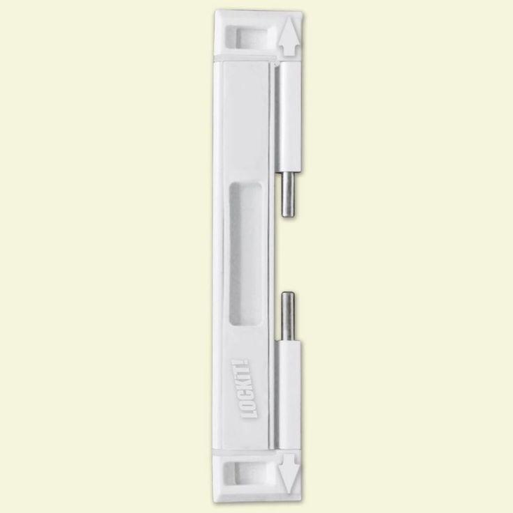 Interior Sliding Glass Door Deadbolt Lock