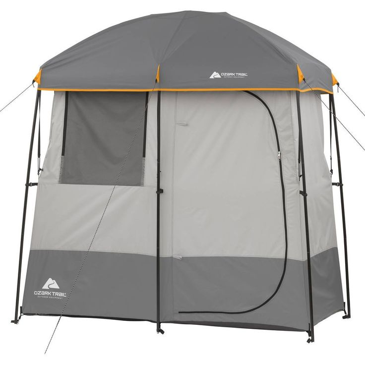 Camping Shower Tent Heater Solar Hot Water Portable