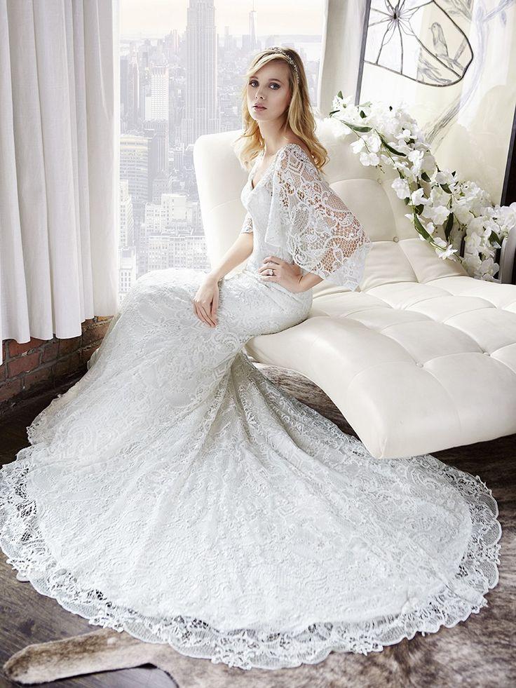 63 best Unique Wedding Dresses images on Pinterest | Unique weddings ...