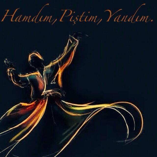 """#Mevlana Celaleddini Rumi'nin öldüğü, """"sevgiliye kavuştuğu"""" düğün gecesi, #Şeb-i #Arus, 740. Vuslat Yıldönümü ve Anma Törenleri bu yıl da 10-17 Aralık 2013 tarihleri arasında #Konya'da.  """"Toyumuz, düğünümüz kutlu olsun dünyaya"""""""