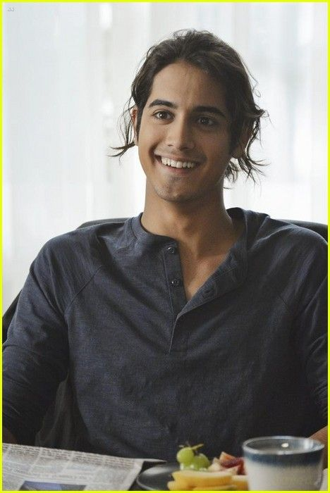 Avan Jogia.... Normally I'm not into pretty boys, especially ones with better hair than me... but my goodness I would climb him like a tree ;)