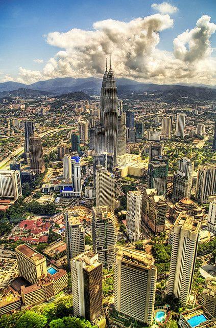 Kuala Lumpur, Malaysia - Home away from home