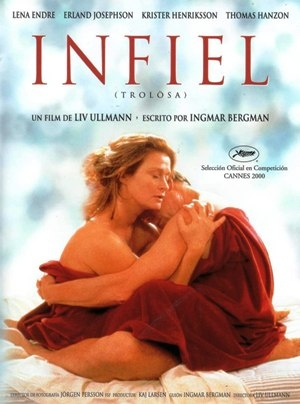 Infiel (2000) Suecia. Dir: Liv Ullmann. Drama. Romance - DVD CINE 610-XIV
