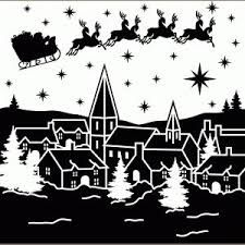 66 best weihnachten images on pinterest silhouettes stencil and molde. Black Bedroom Furniture Sets. Home Design Ideas