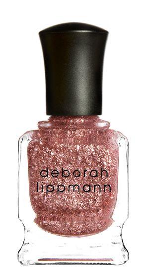 lovely shade of Some Enchanted Evening...: Salmon Nails, Deborahlippmann, Color, Glitter Nailpolish, Best Nails, Nailpolish Pink, Nails Polish Collection, Glittery Nails, Lippmann Nails