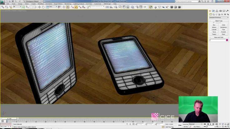 Seminario de Actualización Autodesk 3DMax 2013 Parte 3/3