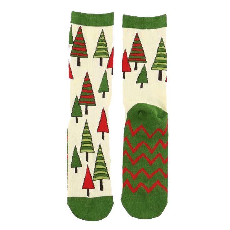 Women's Christmas Socks - No Peeking