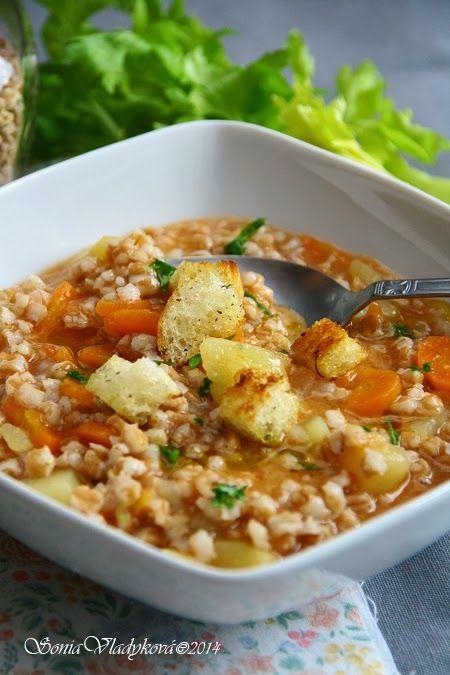 Unavená vařečka: Pšenice špalda ... a špaldová polévka