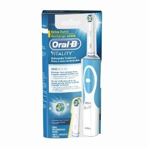 The Oral-B Vitality Toothbrush - Cheap But Good