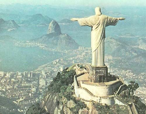 Cristo Redentore, Brasile