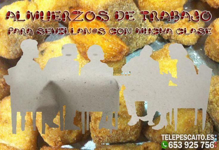 Almuerzos de trabajo sin complicaciones? Contacta ahora http://www.telepescaito.es