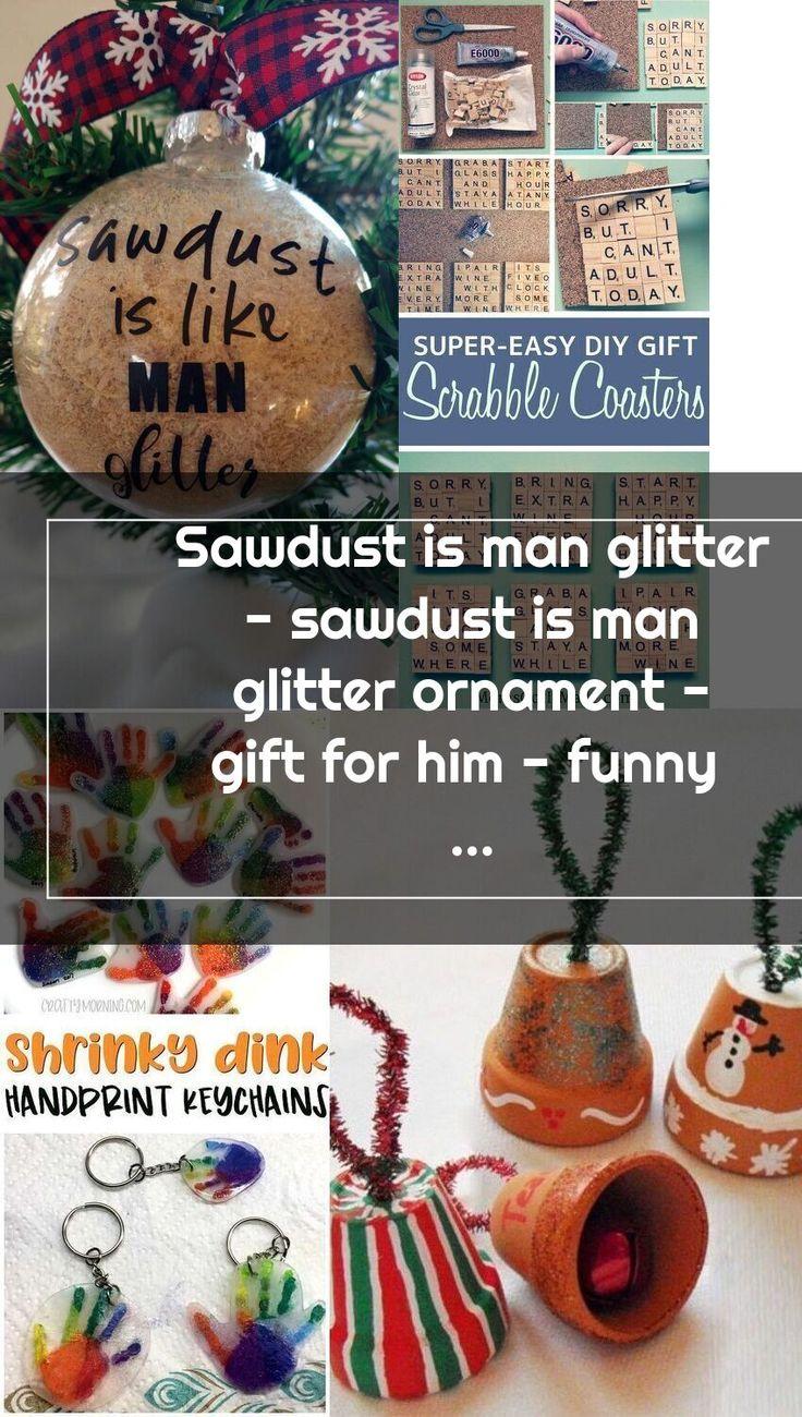 sawdust ashnbeez via etsy in 2020 Easy diy gifts, Diy