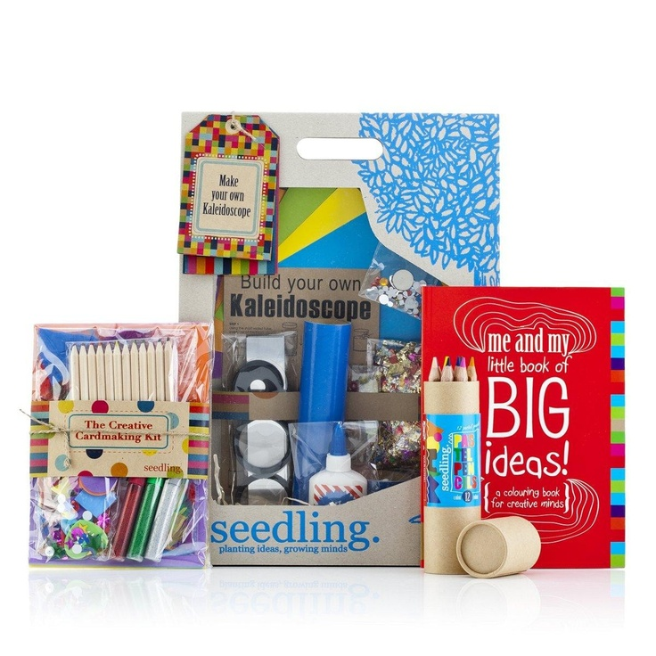 Seedling Make your own Kaleidoscope Gift Pack  $49.99
