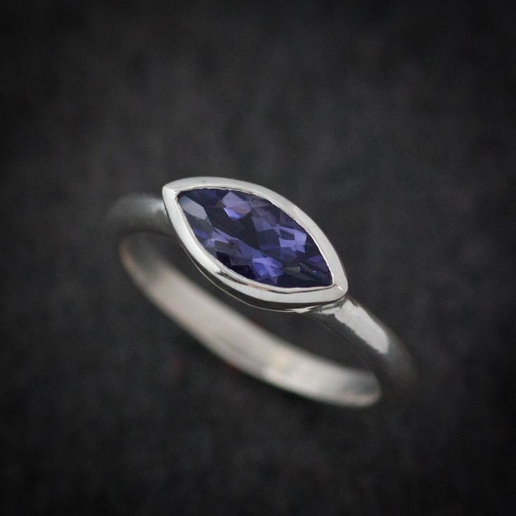 Jacksons birthstone--- Marquise Shape Ring, Water Sapphire Ring, Gemstone Solitaire Ring,September Birthstone Ring, Water Sapphire Engagement Ring,Eco Silver Rings by onegarnetgirl on Etsy https://www.etsy.com/listing/278855378/marquise-shape-ring-water-sapphire-ring