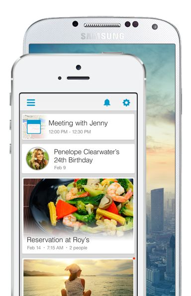 EasilyDo Virtual Personal Assistant App for iPhone and Android