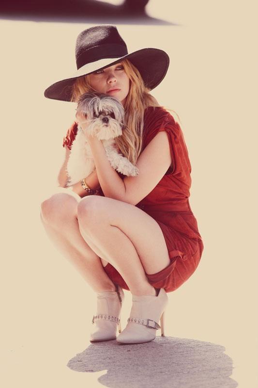 Ashley Benson – Nylon Magazine – May 2013