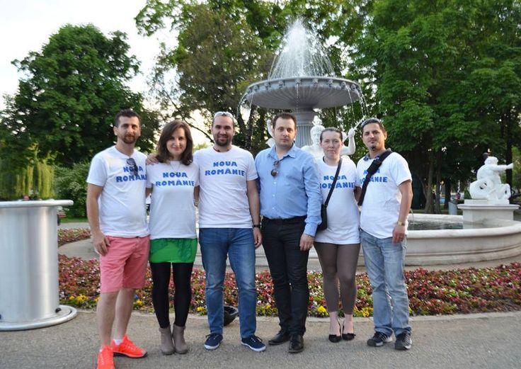 Programul politic al Partidului Noua Românie este gândit şi conceput pentru a asigura respectarea separației puterilor în stat, legislativă, executivă și judecătorească, să ajute la dezvoltarea și modernizarea României.