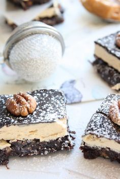 Bake Believe - Caramel Brownie