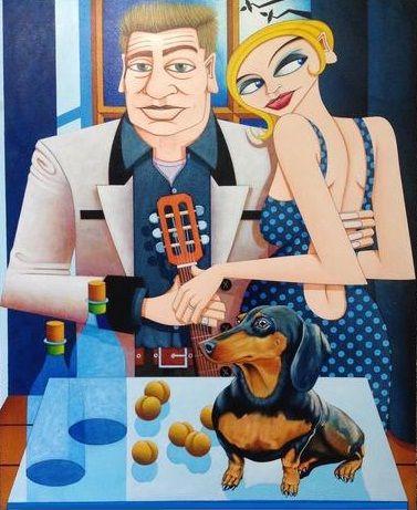 Dachshund Clube - Jonathan Knuttel