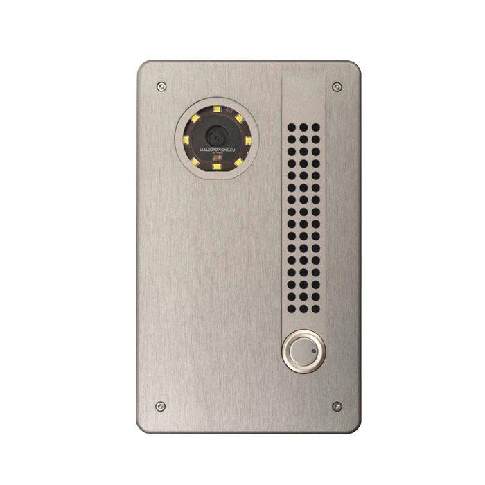 domophone steel | Domophone (Stal Szlachetna) - Wideodomofon IP/WiFi | Systemy wideodomofonowe IP | Domophone IP | K...