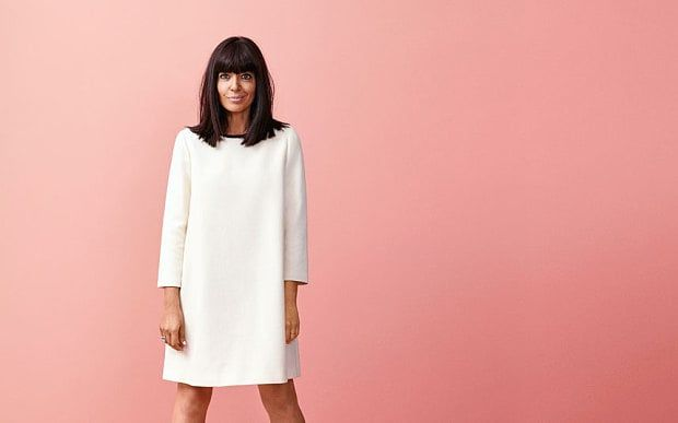 Claudia Winkleman on Strictly: 'It's joyous. I enter a world of fake tan and heels... and I'm lost in it' - Telegraph