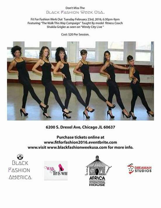 16 Best Black Fashion Week Usa 2016 Events Images On