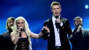 Eurovision 2012 - Υπάρχει και πιο κάτω   koutsoBalla