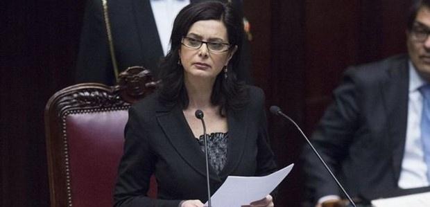 Discorso di insediamento di Laura #Boldrini, neo Presidente della #Camera dei Deputati