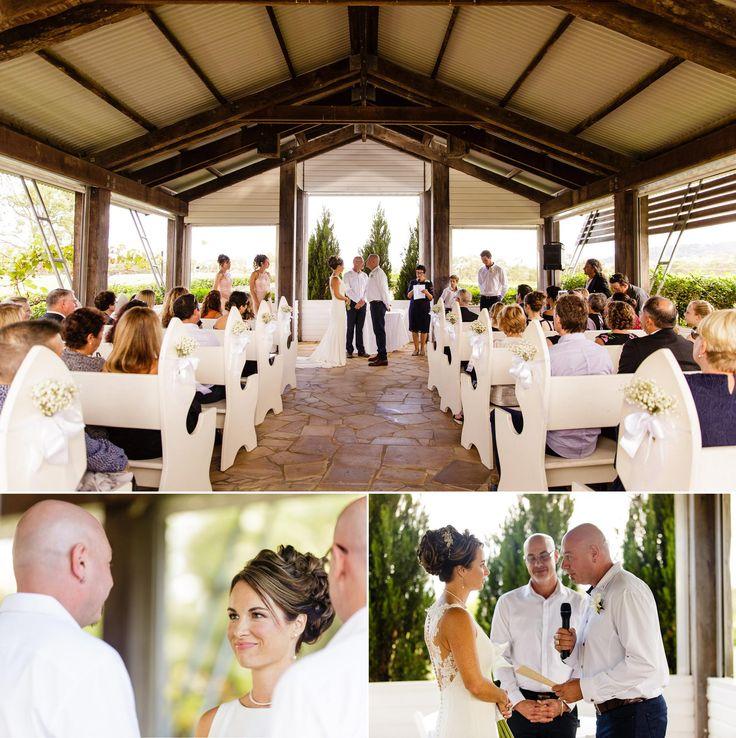 Allana + Robbie | Sirromet Winery Wedding » Dallas Love Photography