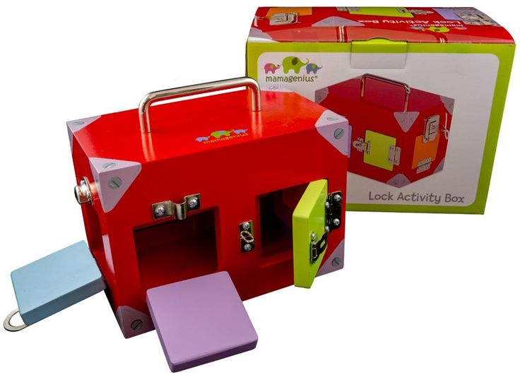 Mamagenius - Lock Activity Box Small