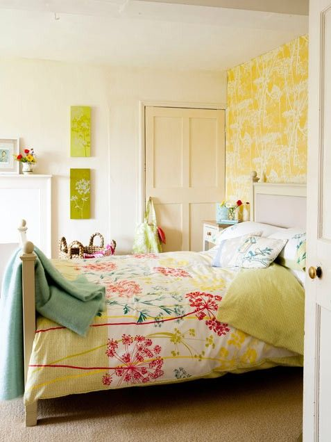 best 25 bright colored bedrooms ideas on pinterest 14656 | 74bd53273f7704b8f2a140f07da84e71 yellow bedrooms yellow girls rooms