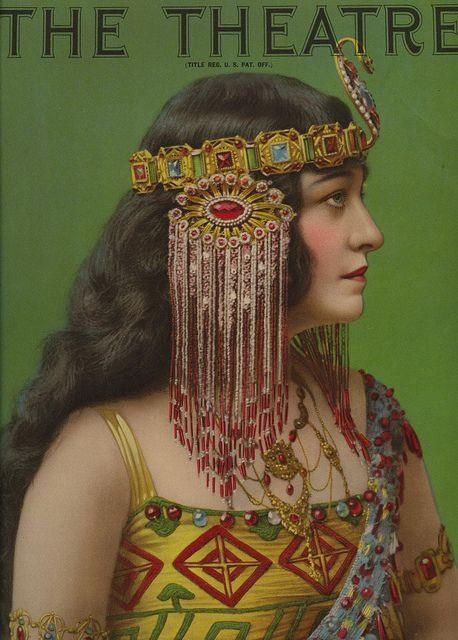 fabulous Art Nouveau poster art.