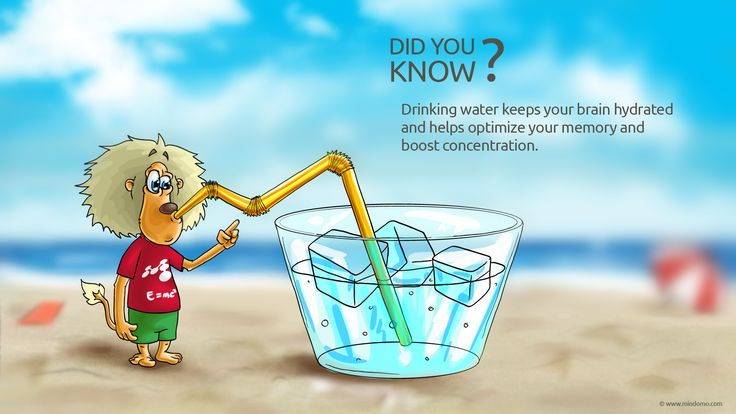 Water keeps us healthy and productive. #productivity #factsonly