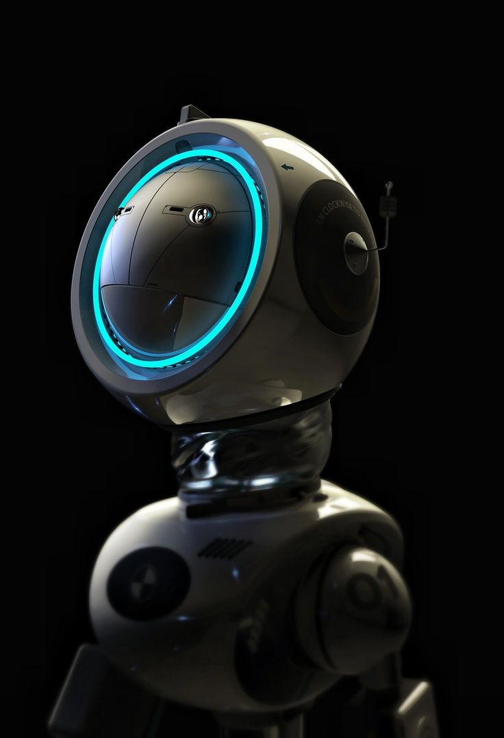 Friendly Robot, Igor Sobolevsky on ArtStation at w…