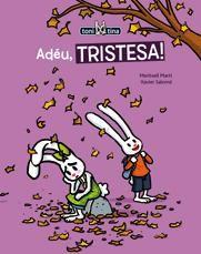 La Tina està trista perquè el seu amic Toni se'n va dos mesos a casa els seus tiets; sembla que no hi ha res que la pugui animar.+3 anys
