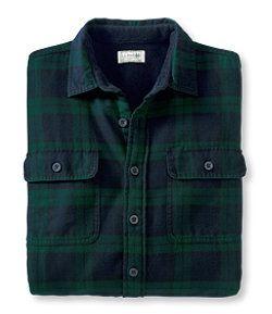 #LLBean: Fleece-Lined Flannel Shirt, Traditional Fit