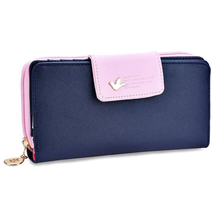 $5.46 (Buy here: https://alitems.com/g/1e8d114494ebda23ff8b16525dc3e8/?i=5&ulp=https%3A%2F%2Fwww.aliexpress.com%2Fitem%2F2016-ladies-Long-Zipper-Purse-Card-Holder-Clutch-Bag-carteras-Women-Wallets-Fashion-Pumping-Multi-card%2F32695418335.html ) 2016 ladies Long Zipper Purse Card Holder Clutch Bag carteras Women Wallets Fashion Pumping Multi-card Position Two Fold Wallet for just $5.46
