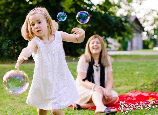 Foto ai bambini: ciò che viene prima di tecnica ed equipaggiamento