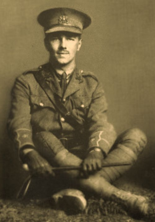 a biography of wilfred owen a british war poet Wilfred owen was born near oswestry, shropshire, where his father worked on  the railway  the next war war's a joke for me and you, wile we know such.