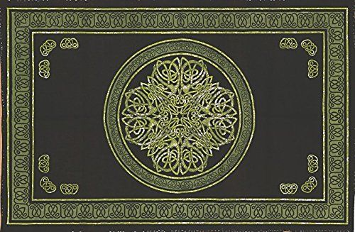 Amazon|コットンケルトノット円形印刷タペストリー|ベッドカバー オンライン通販