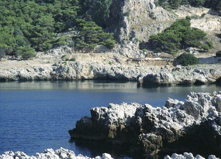 Il Chiapparo - Santa Caterina di Nardò Insenatura Balneare.   #Spiaggia #Salento #Caletta #SantaCaterina