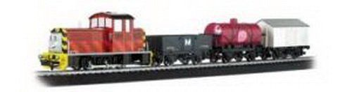 Starter Sets and Packs 81021: Bachmann Trains Thomas And Friends Salty S Dockside Delivery Ready To Run Ho Sca -> BUY IT NOW ONLY: $240 on eBay!