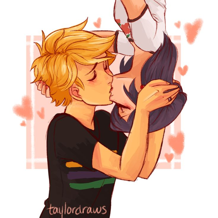 upside down kiss from patema inverted or the movie upside down ! miraculous ladybug | Tumblr