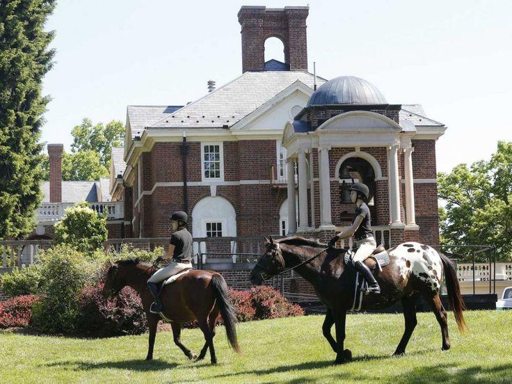 Sweet Briar College Campus - VA