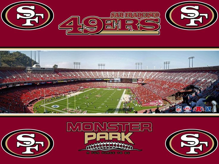 "FOOTBALL: FIRST, Foremost, and FOREVER IN MY HEART...my ""Hometown Team"" ~ The San Francisco 49er's ~ Forever and ALWAYS!"