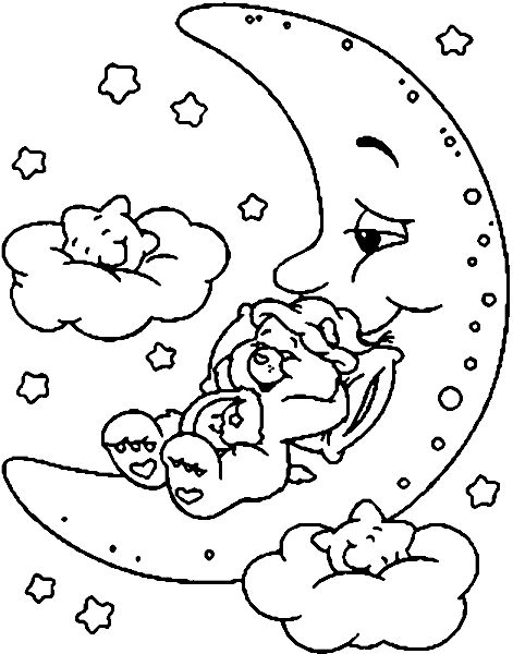 17 best images about care bear  bedtime bear 4 on