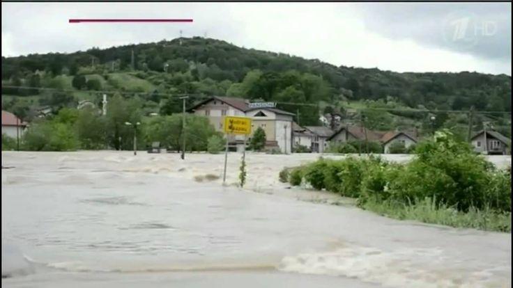 Катастрофа века, Балканы охвачены наводнением май 2014